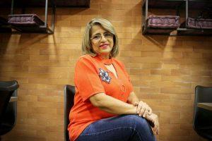 Rosario Águila es directora de la Fundación Sor Dominga Bocca .