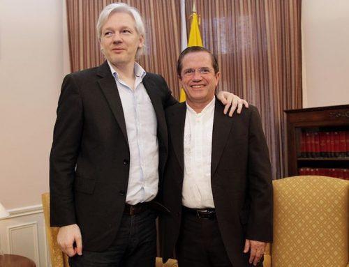 Siete años en una embajada: el extraño aislamiento de Julian Assange