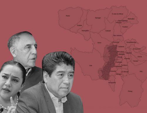 Elecciones 2019: que el mapa no nos engañe