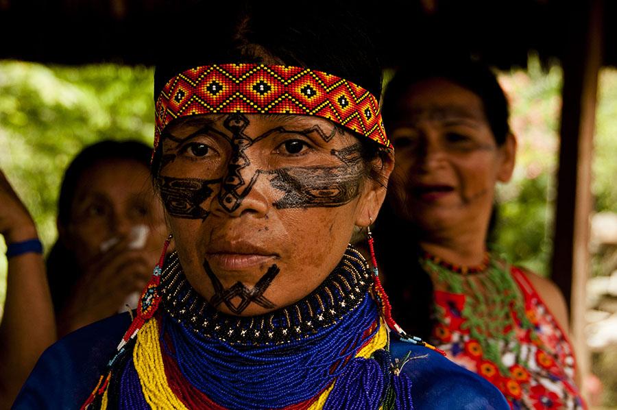 mujeres amazónicas ecuador