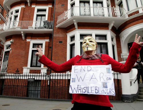 Entregar a Assange no es nada para celebrar