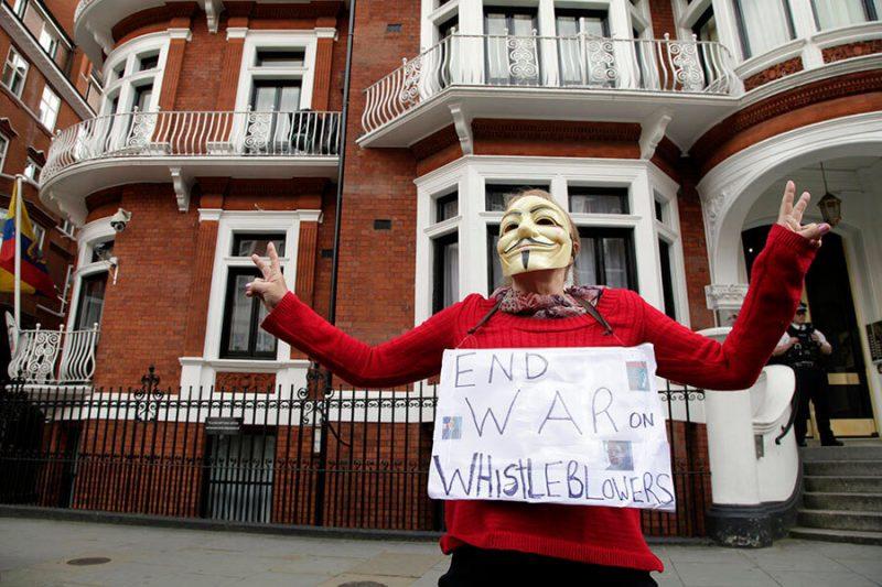 qué va a psar con assange