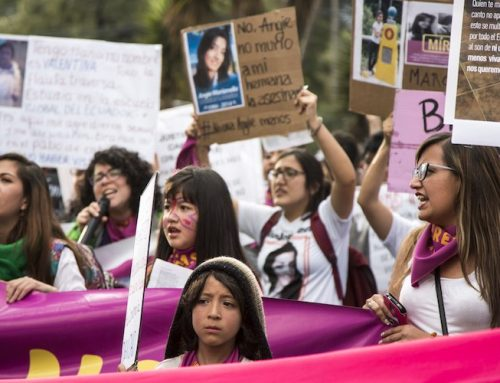 Mujeres asesinadas: una cuestión de salud pública