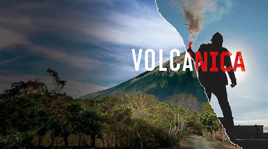 Volcánica de Sabrina Duque