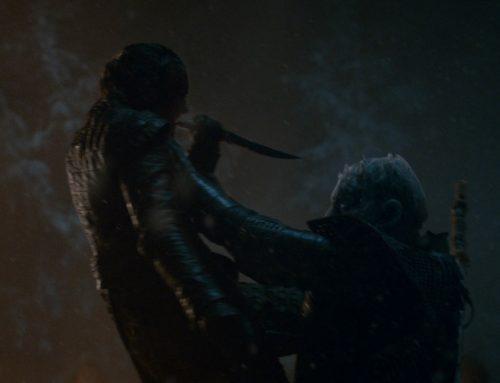 Arya y su daga: La historia del arma en 'Game of Thrones'