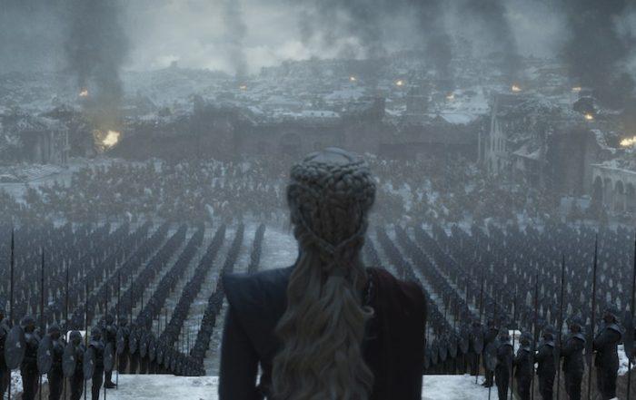 final de game of thrones