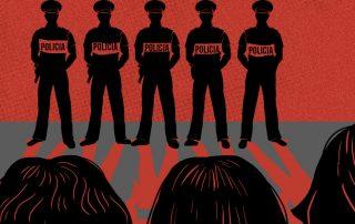 Supuesta red de trata en Lago Agrio conectada a la Policía Nacional del Ecuador