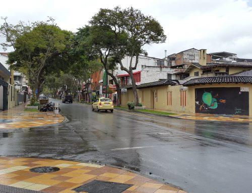 Las baldosas de Loja: lo que la regeneración urbana dejó