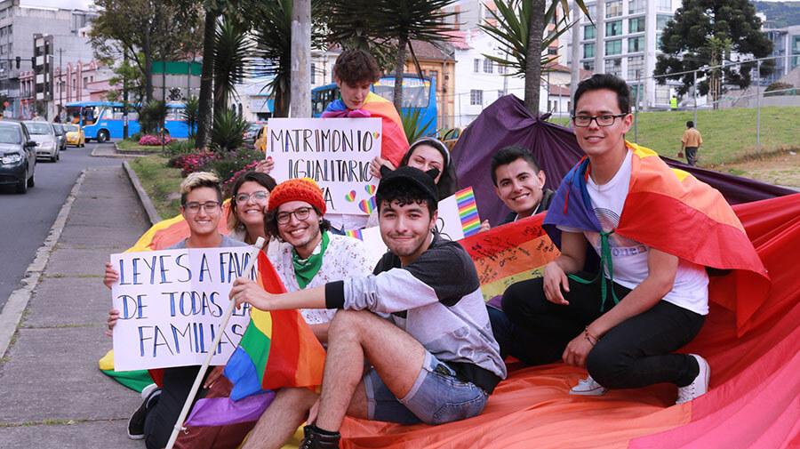 matrimonios en ecuador del mismo sexo