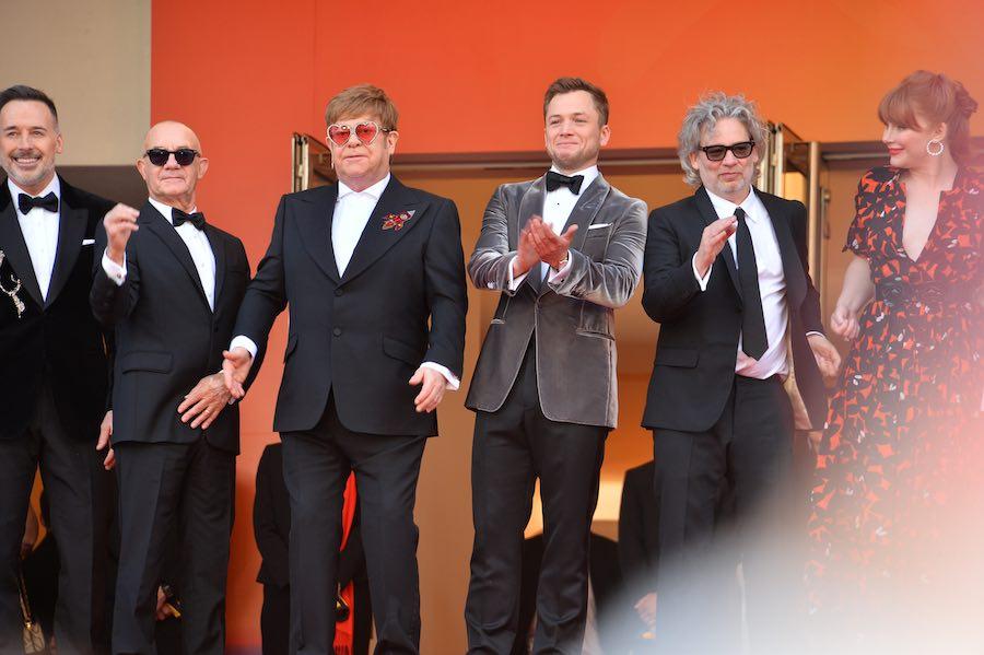 Elton John en Cannes
