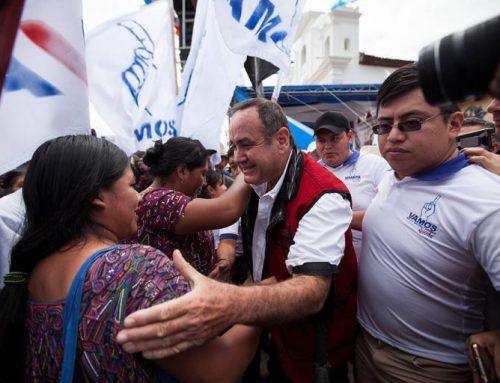 Las elecciones de Guatemala como un acto de crimen organizado