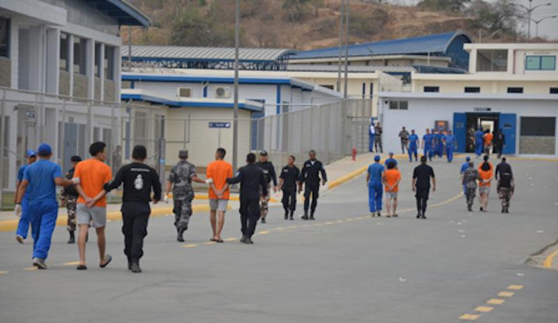 cárceles del Ecuador