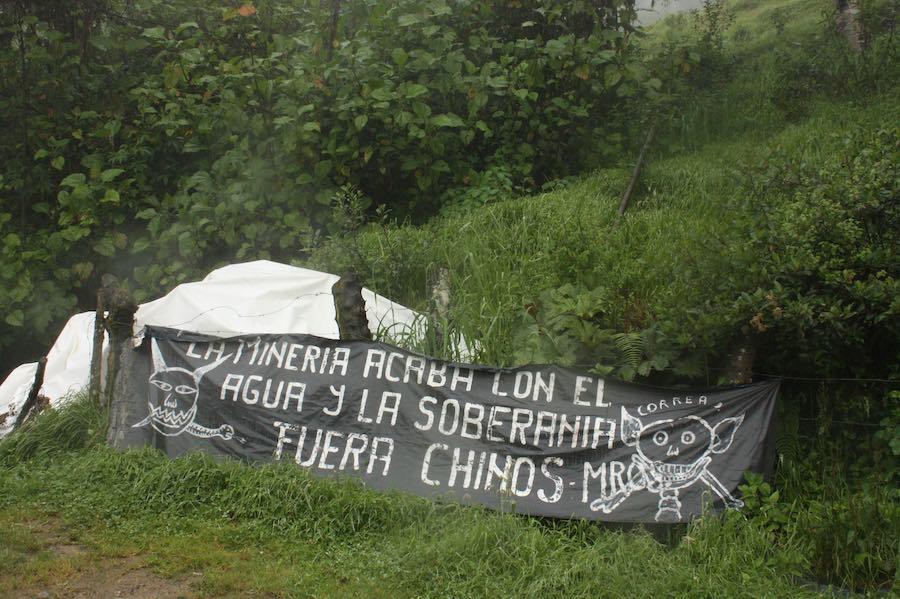 protesta antiminera