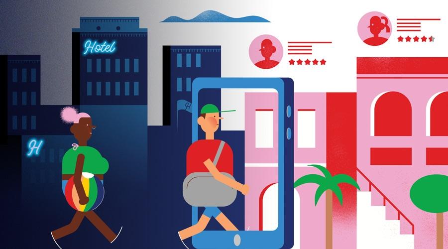 Regular Airbnb en Ecuador