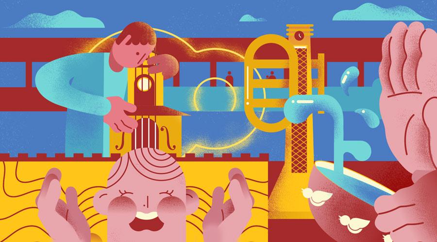 Loja ciudad creativa musical