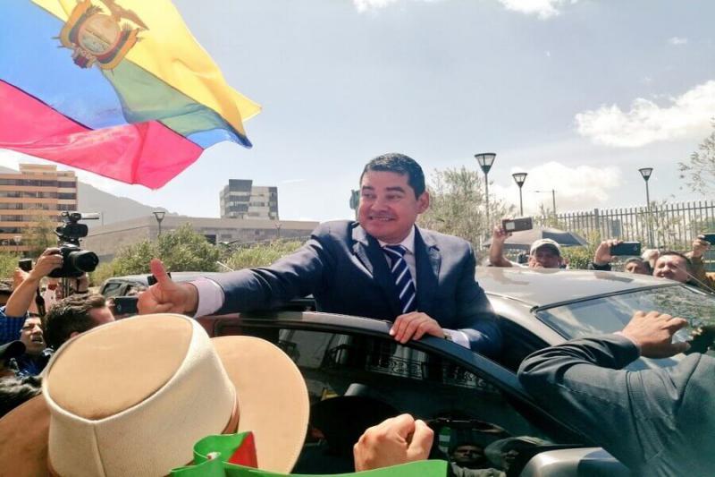 Jose Tuárez-CPCCS-Politica Ecuador