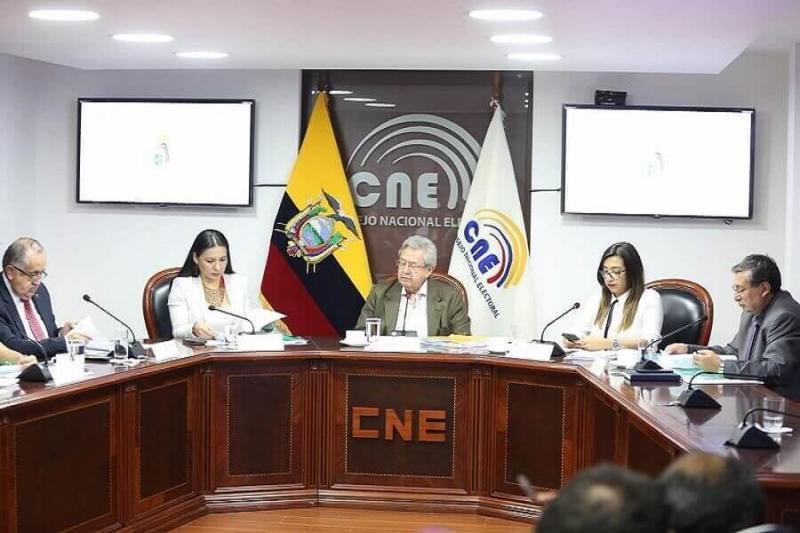 CPCCS-José Tuarez-Consejo Nacional Electoral