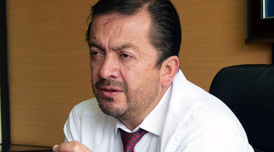 Fabricio Villamar fue legislador por Creo e impulsó el primer juicio político contra José Tuárez.