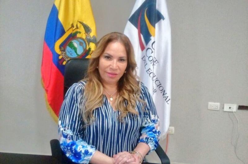 """Los abogados de Pamela Martínez, dijeron que """"no se ha seguido el debido proceso""""."""