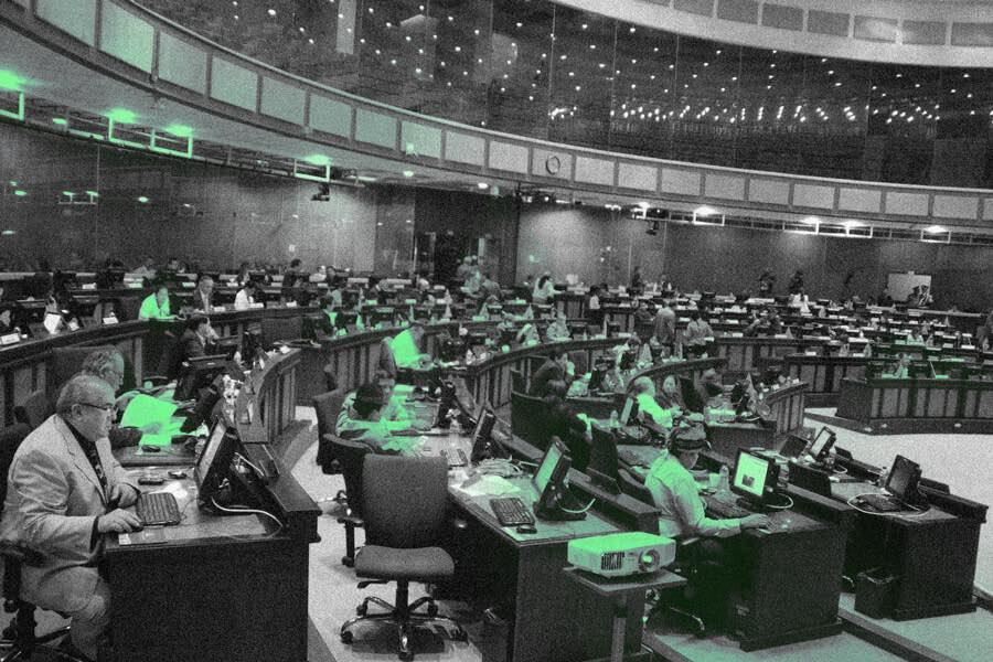 en la Asamblea se discute la reforma del aborto por violación
