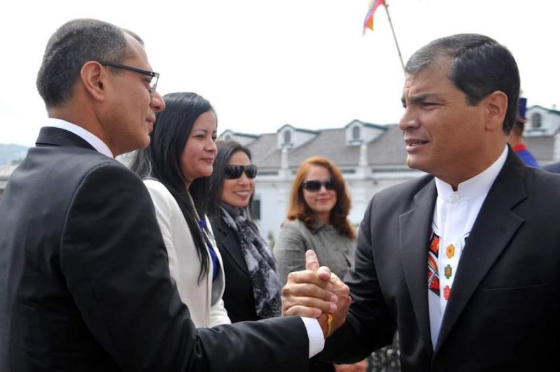 Alianza País, habría recibido hasta 11,6 millones de multinacionales, revela el caso Arroz Verde.