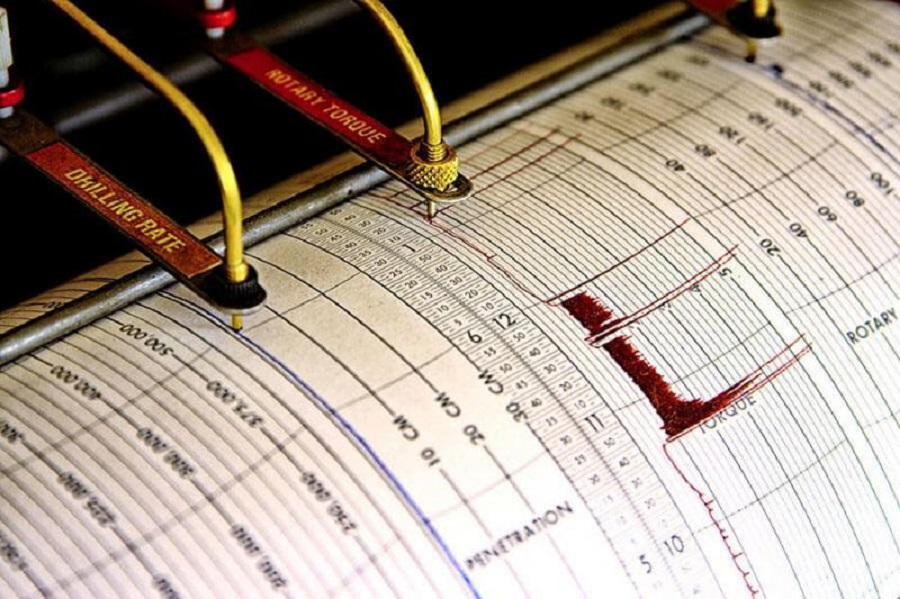 enjambre sísmico