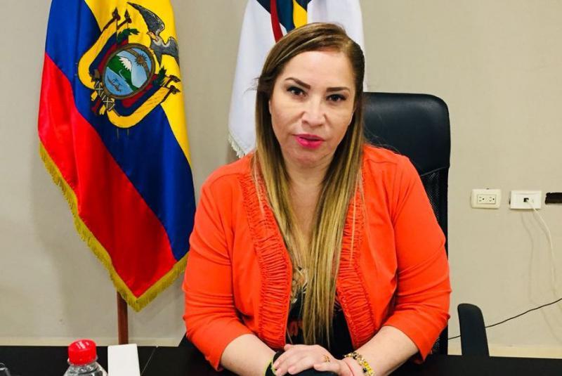 Dentro de los detenidos por el caso Arroz Verde está Pamela Martínez, asesora del ex-presidente Rafael Correa