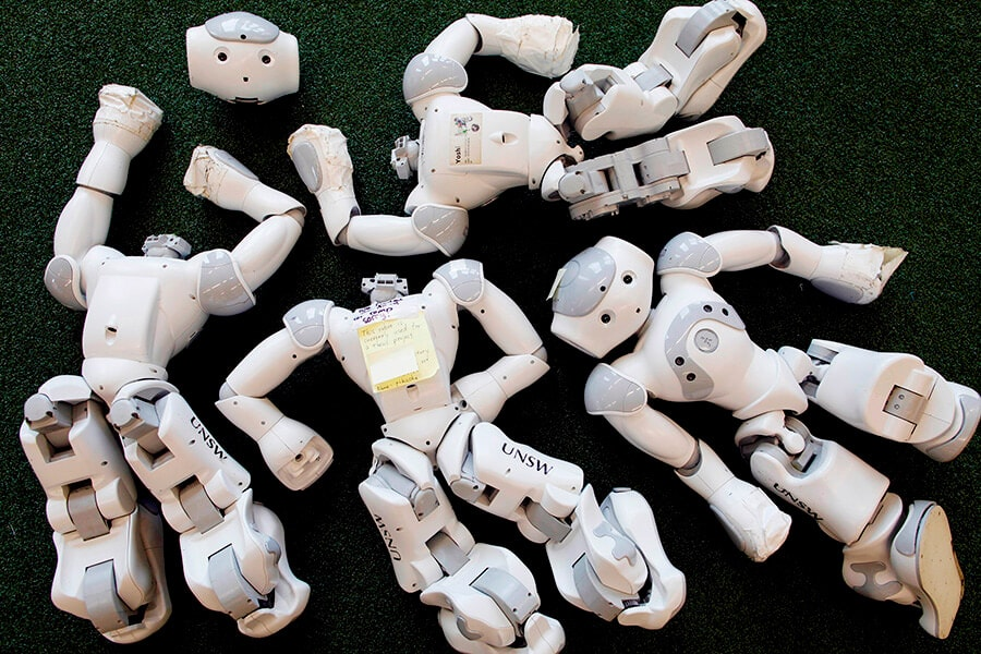 Entre los riesgos de la inteligencia artificial, ¿habrá robots asesinos?