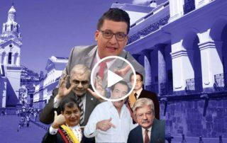 La historia del insulto en la política ecuatoriana