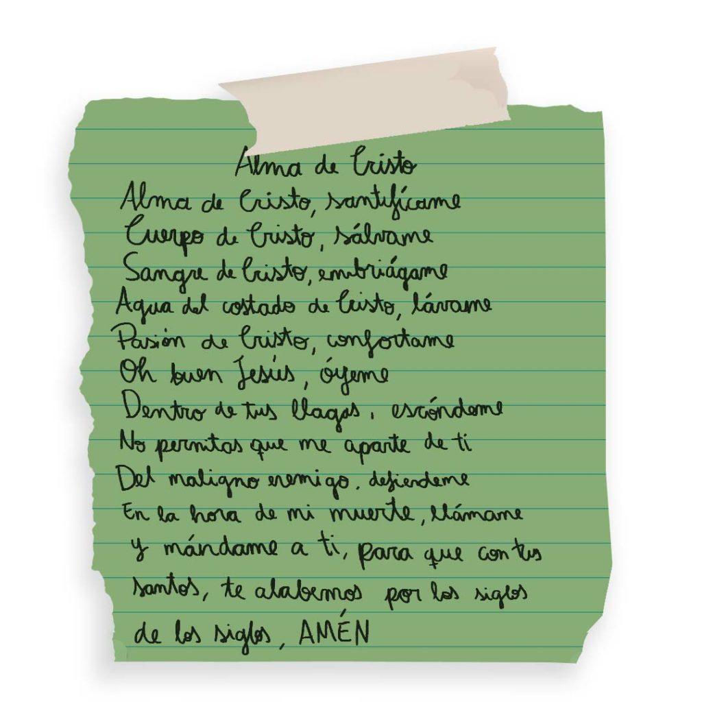 El cuaderno de Pamela Martínez