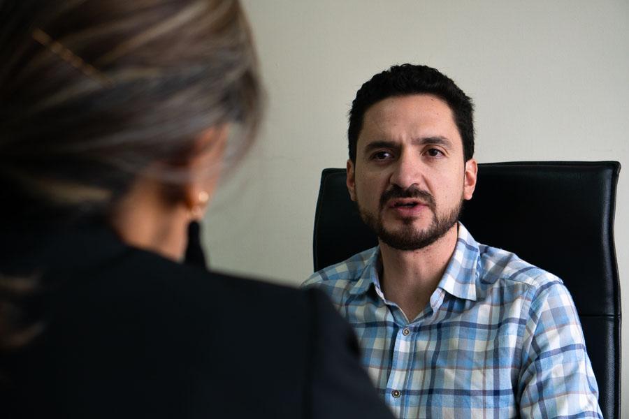 Juan Dávalos habla sobre Correa