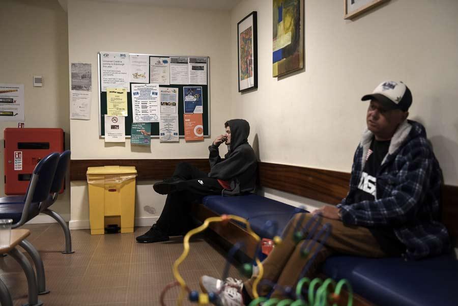 Las muertes por drogas aumentan en Escocia