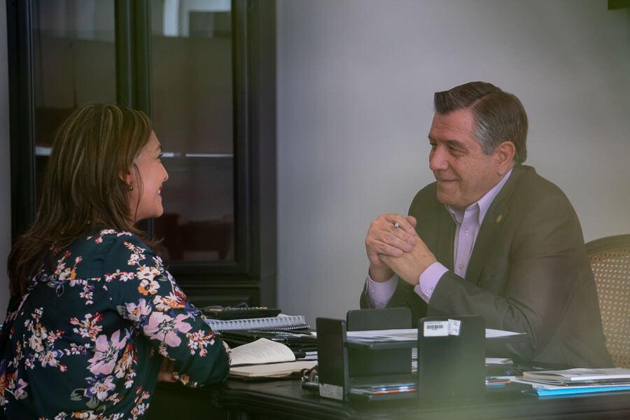 Patricio Donoso de CREO habla sobre la Asamblea