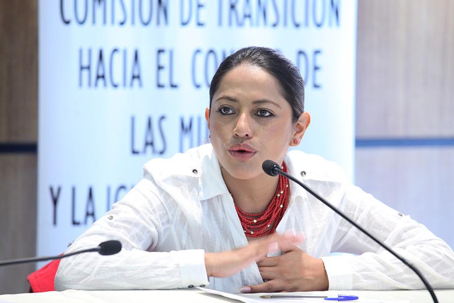 Paola Pabón detenida