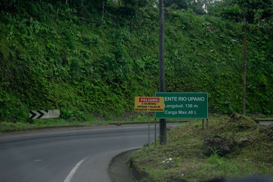 Puente Upano