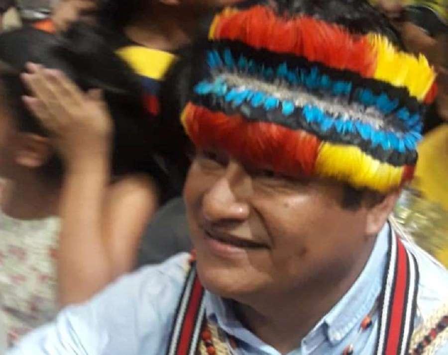guardia indigena conaie