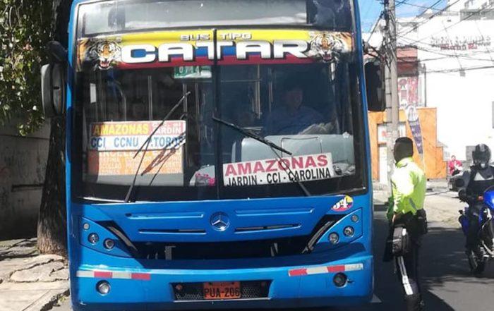 nueva tarifa de transporte