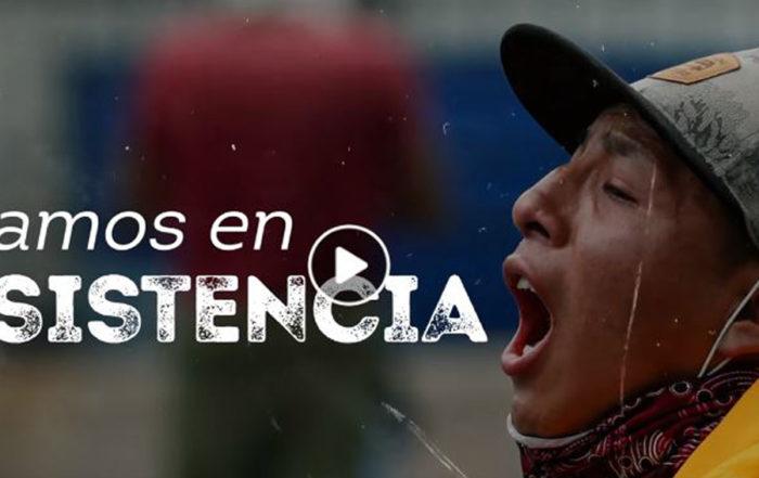 video paro nacional ecuador