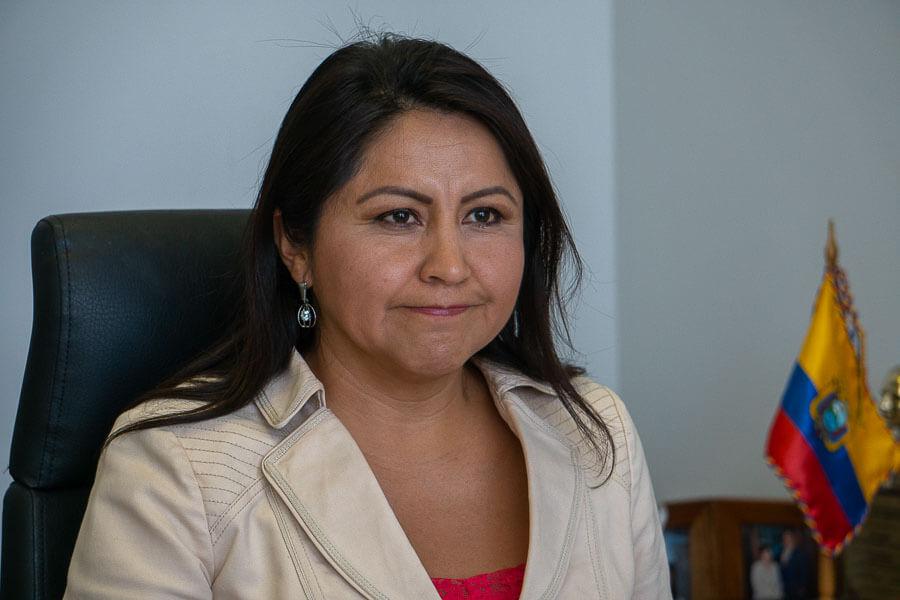 Ximena Peña responde sobre el aborto por violación