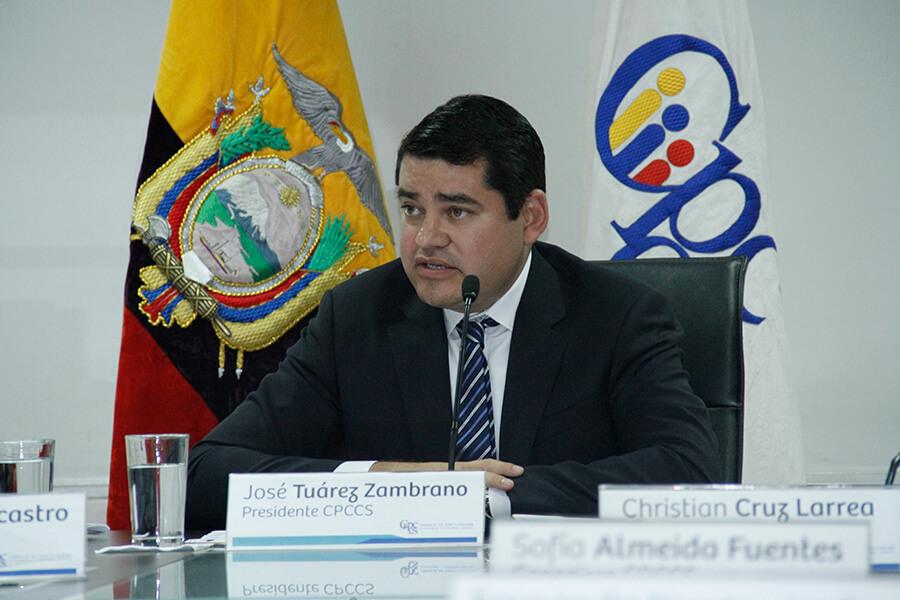 José Tuárez sigue detenido