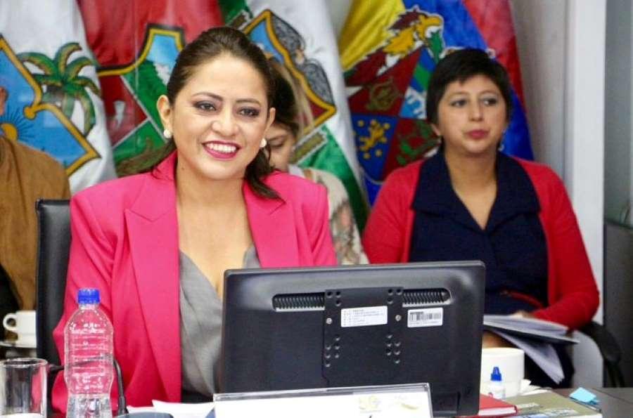 Paola Pabón fue trasladada de cárcel
