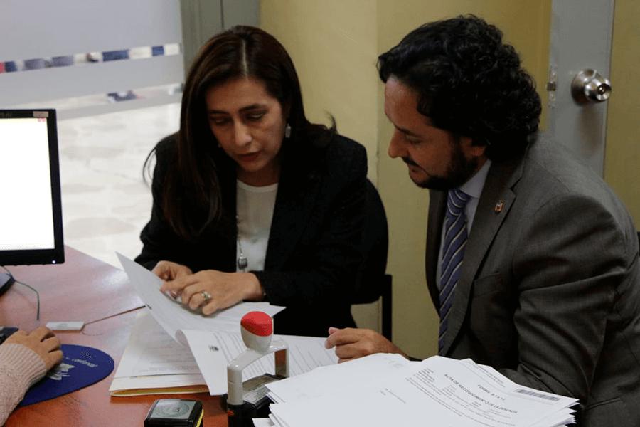 gobierno denuncia a Tuárez