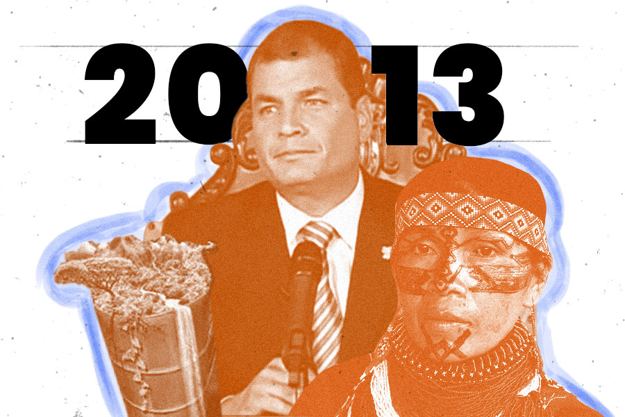 Diez años marcados por hechos políticos
