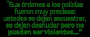 Silvia Buendía sobre Romo