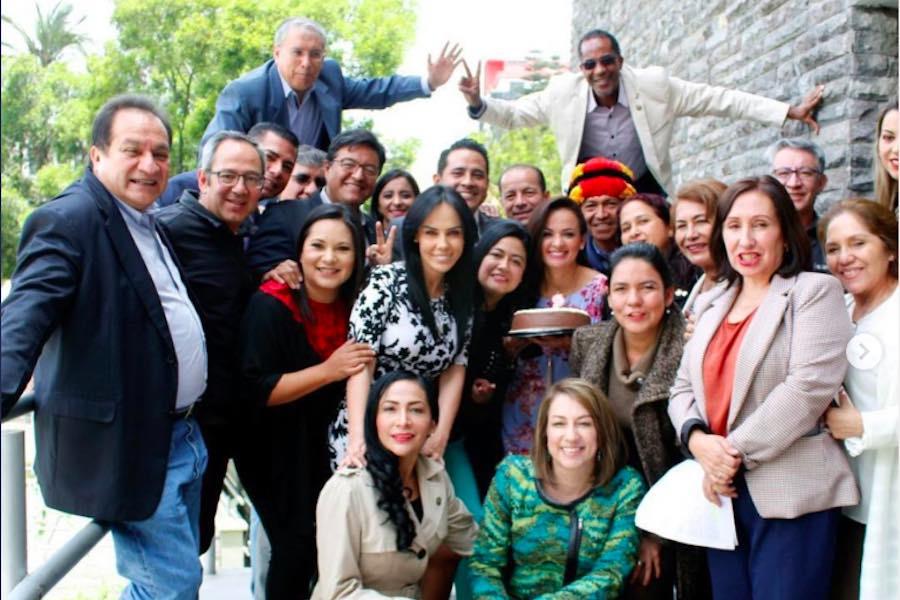 asambleístas de la revolución ciudadana viajan a méxico