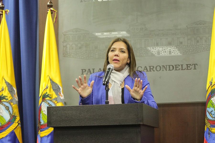 tribunal negó pedido de María Alejandra Vicuña