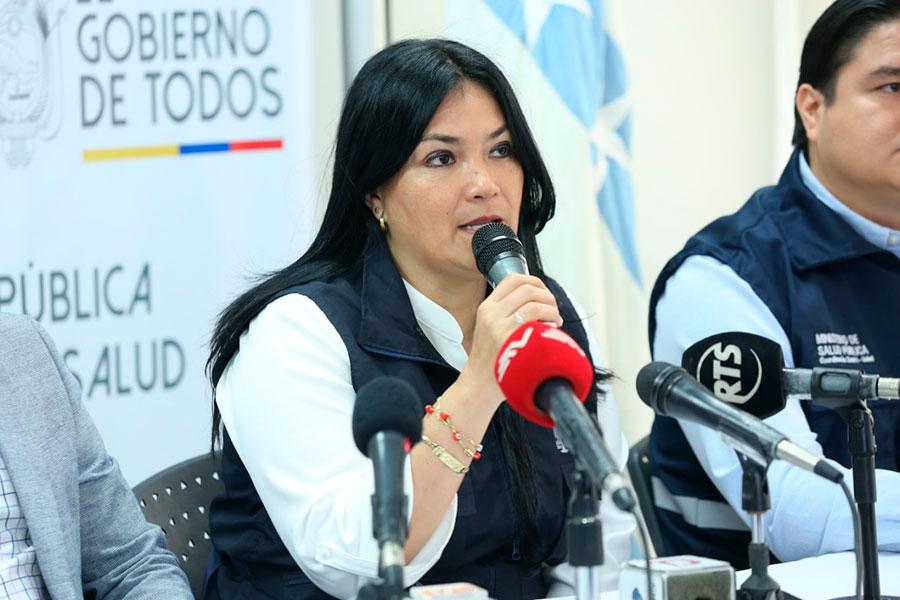 Ministerio de Salud habló del coronavirus en Ecuador
