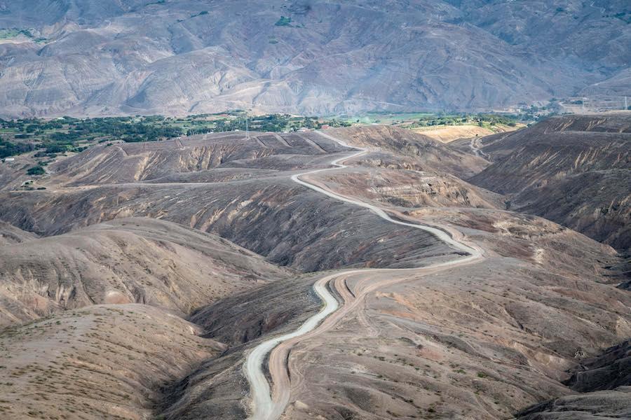 desierto de Jubones