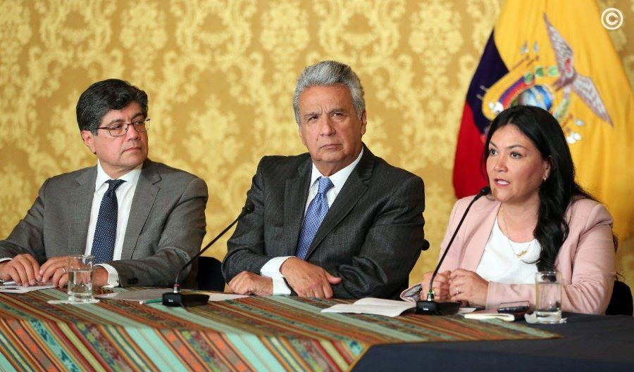 ecuatorianos en Wuhan repatriados