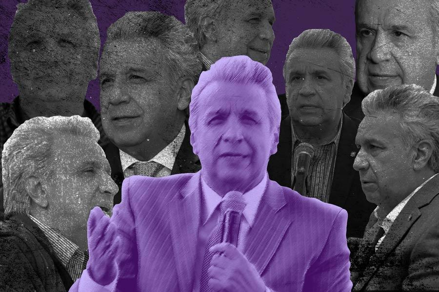 comentario de acoso de Lenín Moreno